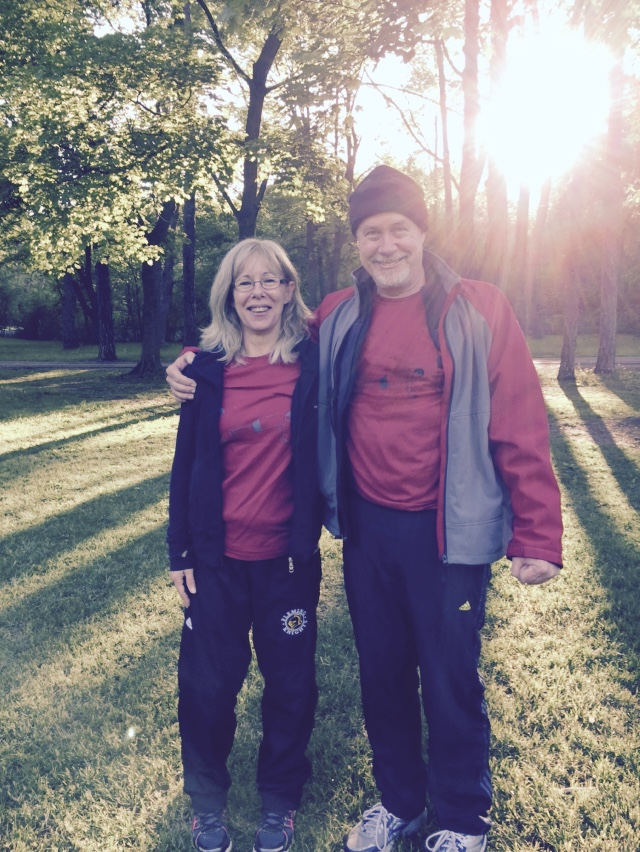 June 2015 BootcamperS of the Month: Claire and David!