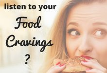 Should you listen to your food cravings?