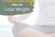 How Meditating Helps You Lose Weight