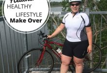 Heather's Healthy Lifestyle Makeover