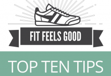 top ten tips to feel good