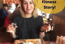 sarah's fitness story